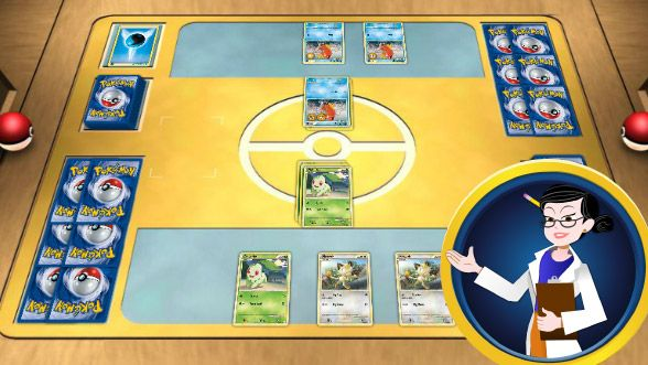 Learn to Play the Pokémon TCG!