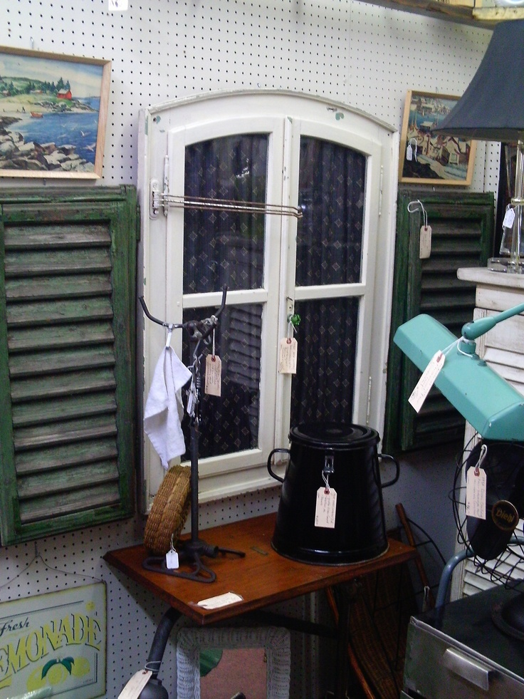 From France window and shutters window is $ 245.00 Shutters $ 76.00 each