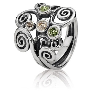 Just bought this today....LOVE it!: Pandora Autumn, Gemstone Rings, Autumn Wind, Wind Rings, Jewelry, Pandora Rings, Sterling Silver Rings, Products, Rings Size