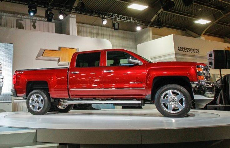 2015 Chevy Silverado: I think im giving in