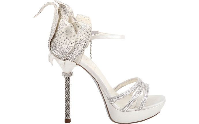 каталог свадебной обуви: свадебные туфли, босоножки, сапоги, балетки. Фото, цены - Москва, 2014