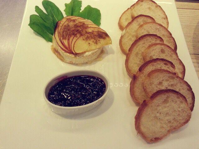 [ 2.2 Chef's Table 이탈리아 &프랑스 가정식] 브리치즈구이와 과일 콤포트