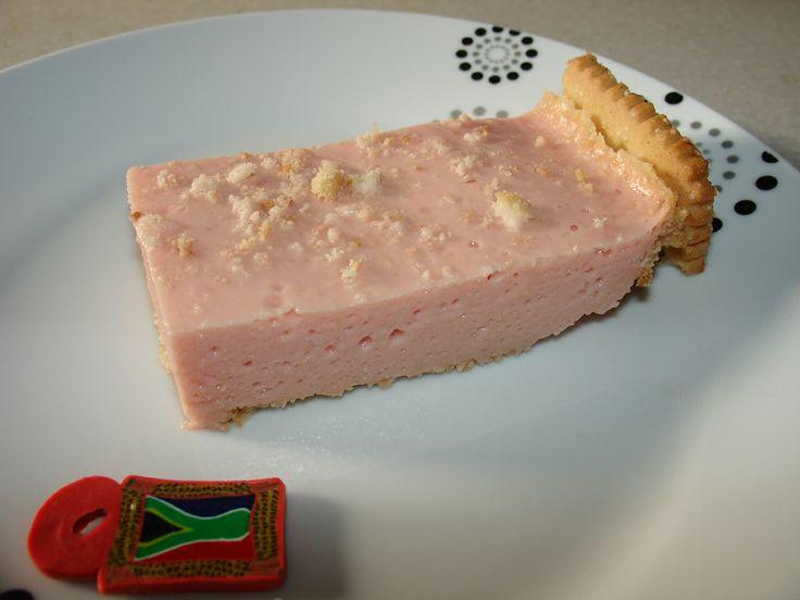 My Mum's Guava Fridge Tart!! Yum xMCx