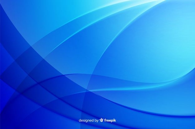 Download Curved Abstract Lines In Blue Shade Background For Free