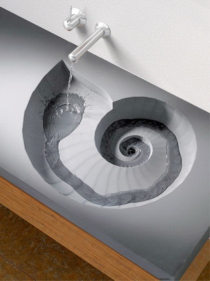 Modern Unique Bathroom Sinks Design Small And Faucets