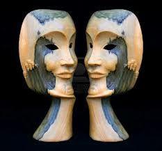 La manera de resolver los conflictos dependerá del tipo de rostro de cada individuo.