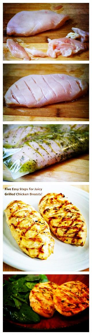 How to Make Juicy Grilled Chicken Breasts That Are Perfect Every Time - Joybx