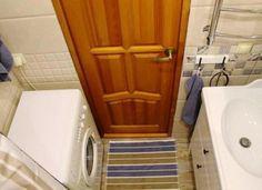 Супер-маленькая ванная комната и супер-маленький туалет: подробнейший фотоотчет ремонта