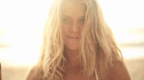 New party member! Tags: cute smile smiling si swimsuit si swimsuit 2017 nina agdal sunkissed sun kissed