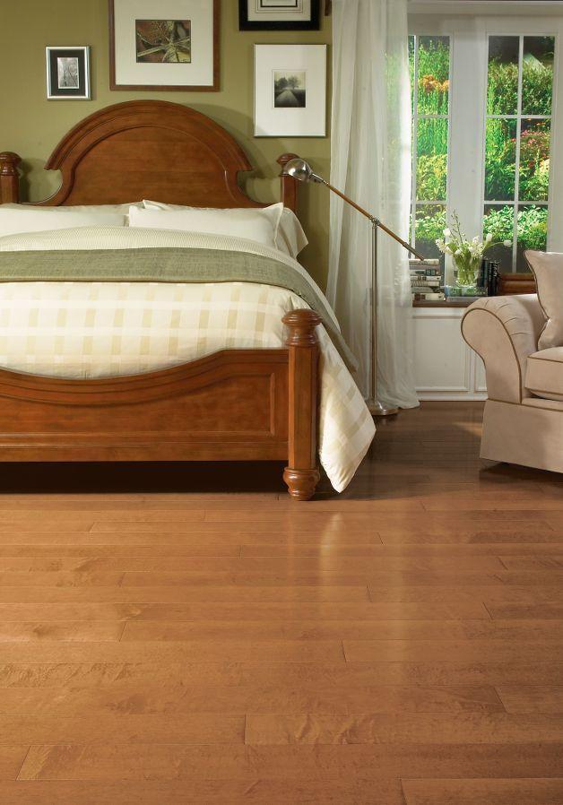 maple hardwood flooring tan amaretto ema97lg by bruce flooring