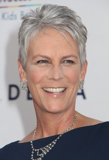 Jamie Lee Curtis Classy Celebrity Hairstyles For Women