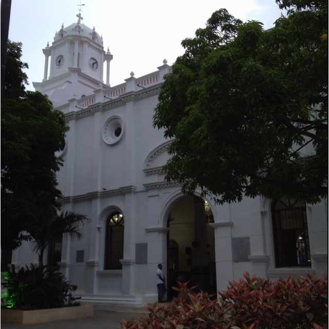 Beauty central church in Montería, Colombia