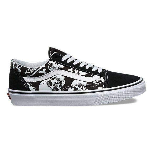 Skulls Slip-On | Shop At Vans | Vans