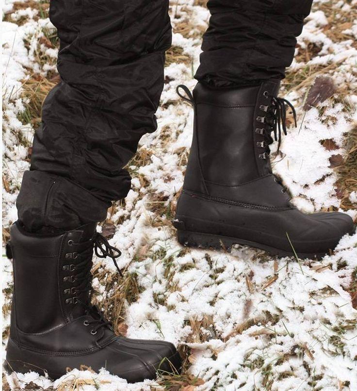 Mil-Tec Snow Boot Thinsulate  #miltec #stiefel #boots #winterstiefel #snowboot #kampfstiefel #springerstiefel #schwarzestiefel / mehr Infos auf: www.Guntia-Militaria-Shop.de