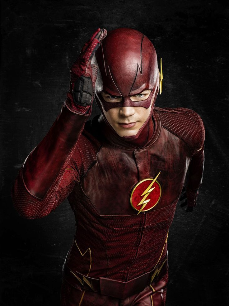 Superheld Flash