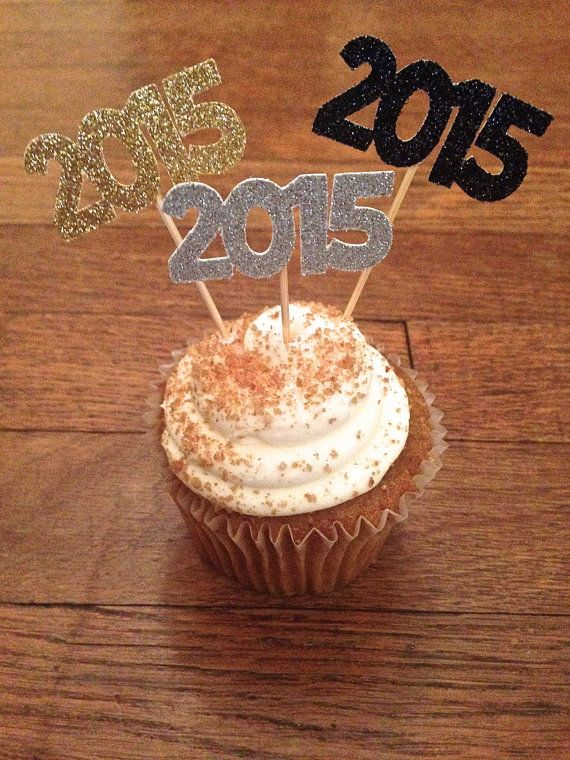 Hey, I found this really awesome Etsy listing at https://www.etsy.com/listing/211903594/2015-new-years-cupcake-toppers-new-years