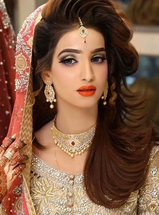 indian women hair style photos 25 best ideas about indian bridal hairstyles on 7387 | 853b46d7b6b9203ea3e299a2fecd1b15
