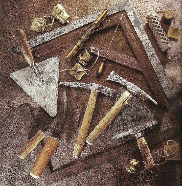 Stone Mason Tools : Best images about masonic tools on pinterest antiques
