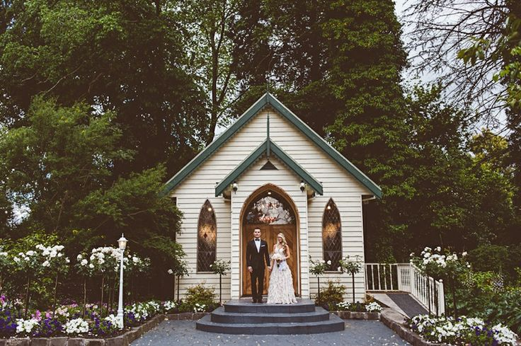 This Cute wedding Chapel is just the place for those who fancy an intimate Ceremony.  #weddings #chapelweddings #weddingdress #weddingphotography