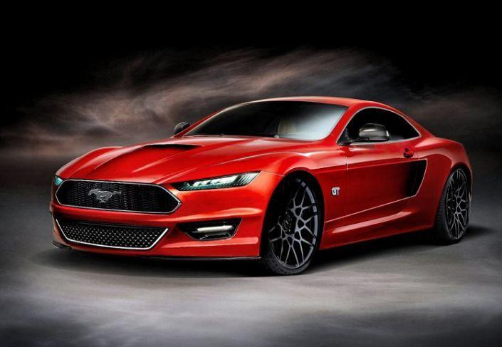2017 Mustang Render #2017FordMustang #2017Mustang #2017Mustangprice