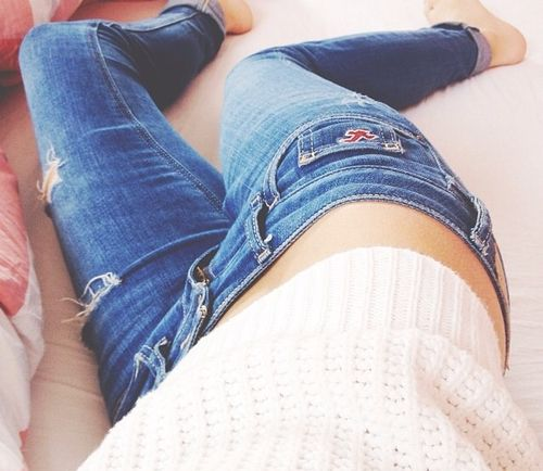 Cute Hollister jeans