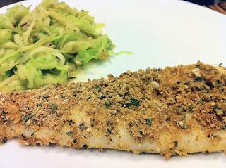 Hake With Olive Oil, Butter, And Lemon Recipe — Dishmaps