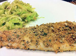 Skinny Weighs: Baked Herb Hake | Seafood | Pinterest | Herbs, Skinny ...
