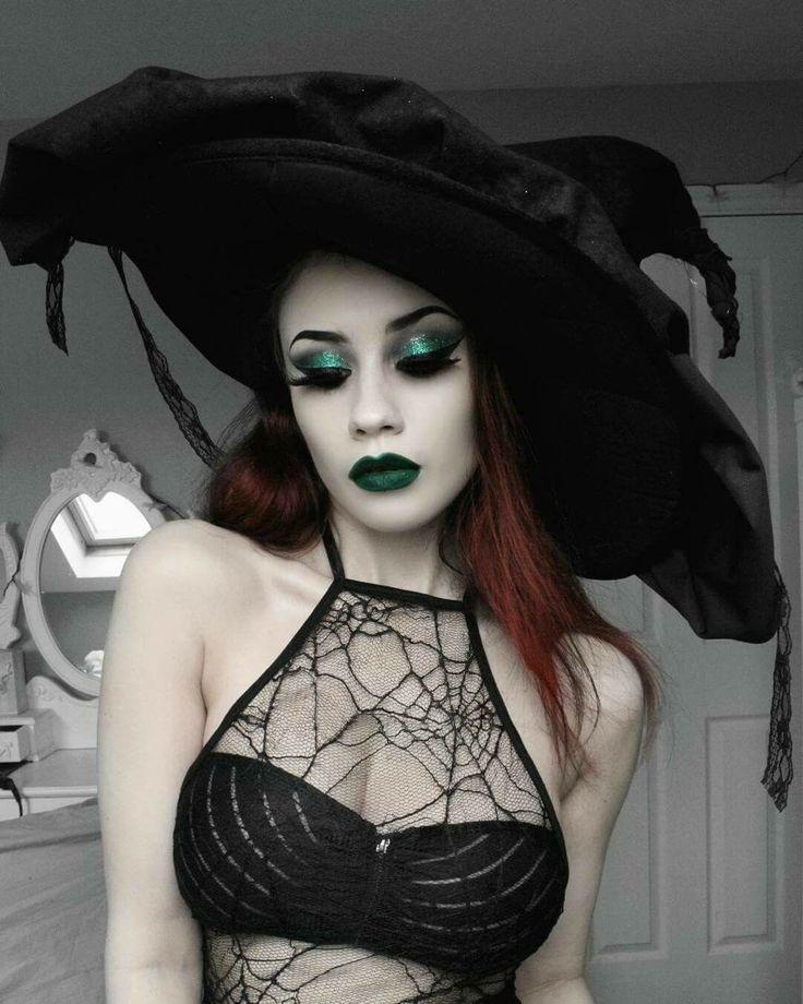 die besten 25 halloween schminken schwarzer engel ideen auf pinterest dark angel make up. Black Bedroom Furniture Sets. Home Design Ideas