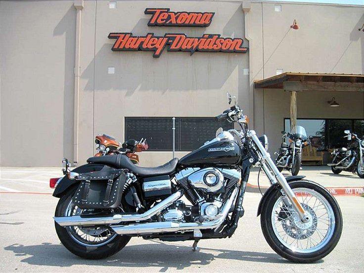 2012 FXDC Dyna Super Glide Custom HarleyDavidsonDyna