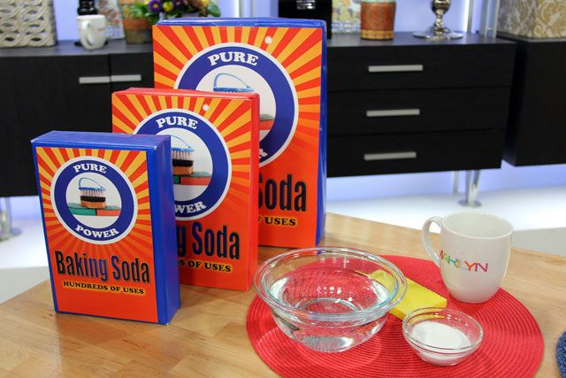 Charles the Butler shares his favourite uses baking soda.