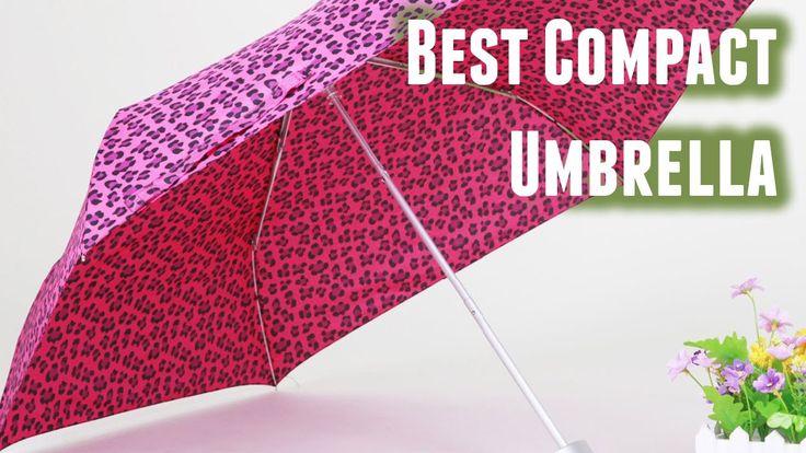 Best Compact Umbrella 2017