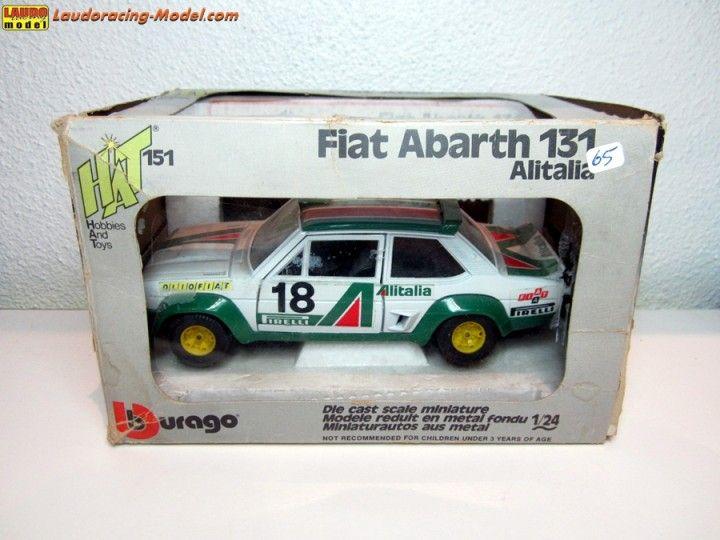 Fiat 131 Abarth Alitalia