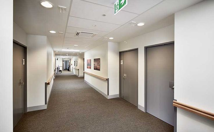 The Mitcham Private Hospital project in Mitcham, Victoria included the addition of a state-of-the-art maternity and mental health facility to compliment the current services available. The hospital was designed to take advantage of natural light to promote a natural aesthetic, while using low maintenance, high quality materials.  Intrim provided Intrim®️ IHR08 handrail.