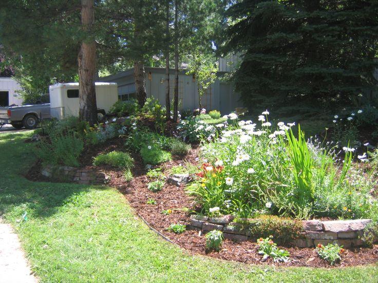 front yard berms portfolio of brighton and broomfield colorado