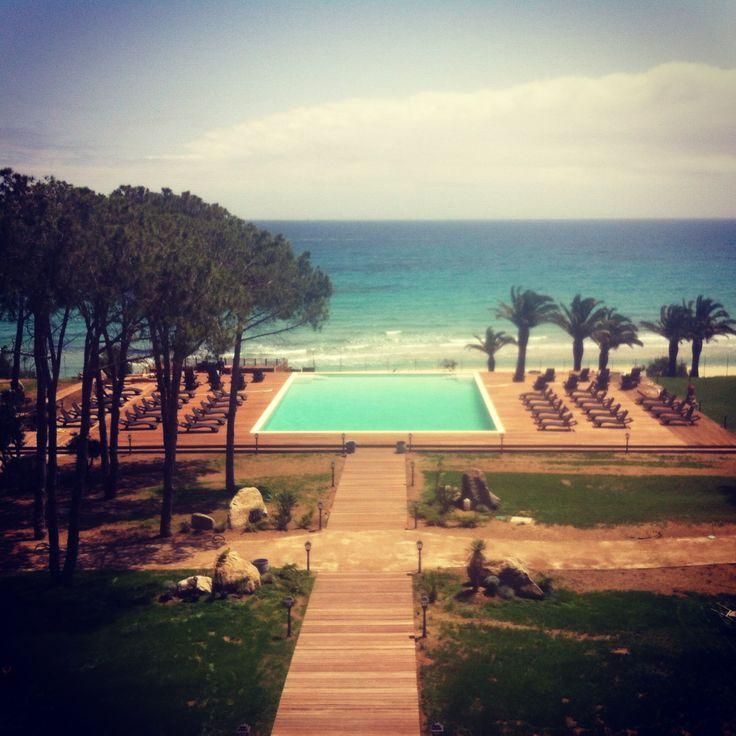 Hotel La Villa del Re Address Località su Cannisoni, Castiadas, Costa Rei www.lavilladelre.com #Sardegna #costarei #holidays #italy #travel