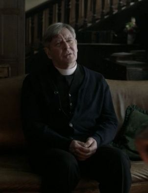 Reverend Wakefield (James Fleet)  in Season Two of Outlander on Staz | Through A Glass, Darkly via http://kissthemgoodbye.net/PeriodDrama/thumbnails.php?album=535