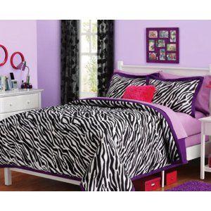 Zebra Print Bedding Twin Xl