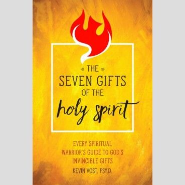 In The Seven Gifts Of The Holy Spirit, Dr. Kevin Vost provides us with a substantive yet readable introduction to the seven gifts and how we can humbly submit our wills to the stirrings of the Holy Spirit. $18.95