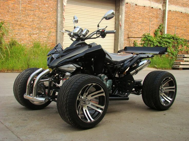 I've never been quad biking! :( it looks awesome though..