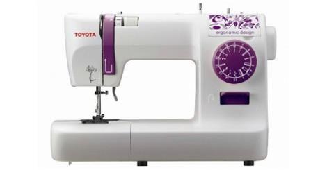 Masina de cusut Toyota ECO 15 A, 15 programe, 800 rpm, Alb/Mov – Masini de cusut – | Oferte Produse