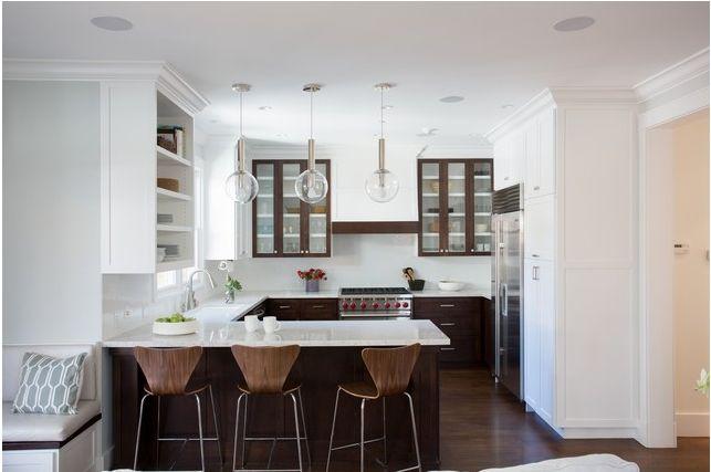 G-shaped kitchen http://www.fiorelladesign.com