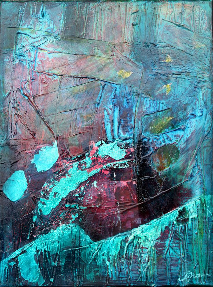 Kruki I, 30x40 cm,2011, oil on canvas, Barbara Hacura