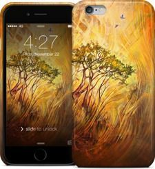 The Sound of Trees by Brian Rolfe Art - iPhone Cases & Skins - $35.00
