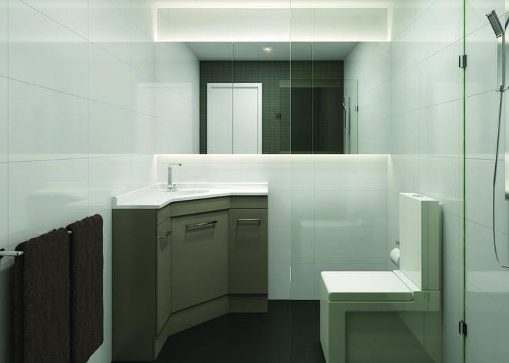 25+ Best Ideas About Corner Bathroom Vanity On Pinterest