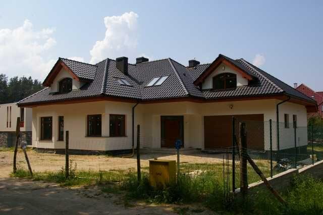 Projekt domu Siedziba