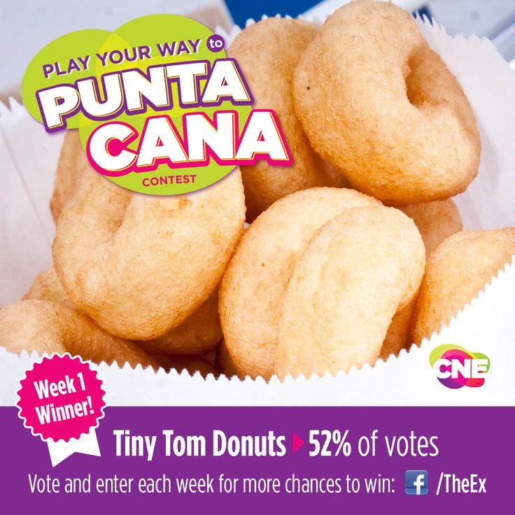 Play Your Way to Punta Cana Contest | The results are in! Click through to find out if you are a Weekly Winner! #contest #CNE2014 #toronto #letsgototheex