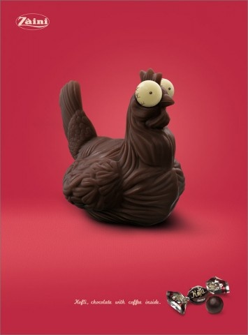 45+ Most Creative Easter Advertisements   1 Design Per Day