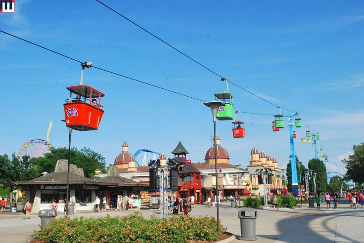 MidwestInfoGuide: Cedar Point