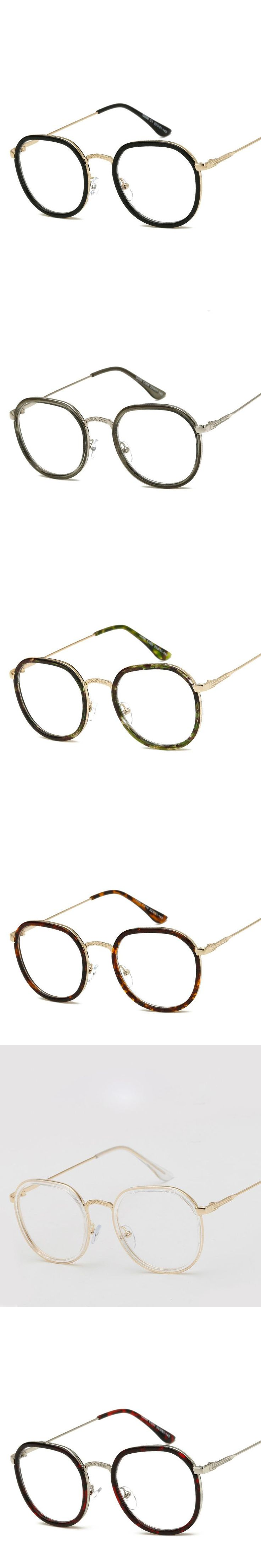 Brand Design Vintage Grade Eyewear Frames Optical Frame Eye Glasses Frames for Women Men Male Eyeglass Oculos De Grau G006