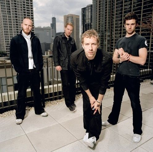 COLDPLAY - London, United Kingdom (1997 – present)  Coldplay is a British alternative rock band, formed in London, United Kingdom in 1997. The band comprises vocalist and pianist Chris Martin, lead guitarist Jonny Buckland, bassist Guy Berryman, and drummer Will Champion.